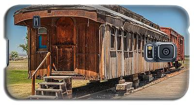 Drover And Cattle Cars Galaxy S5 Case