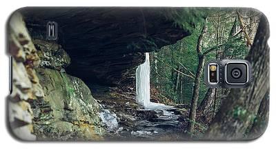 Eaglefalls Trail In Winter Galaxy S5 Case