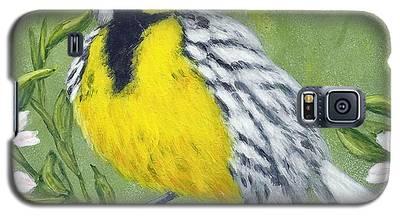 Eastern Meadowlark Galaxy S5 Case