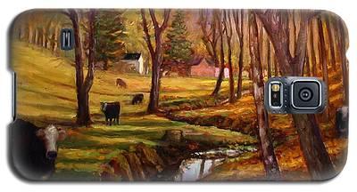 Elby's Cows Galaxy S5 Case