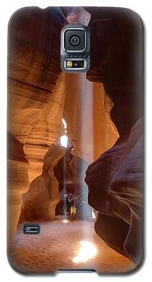 Enchanted Cathedral Galaxy S5 Case