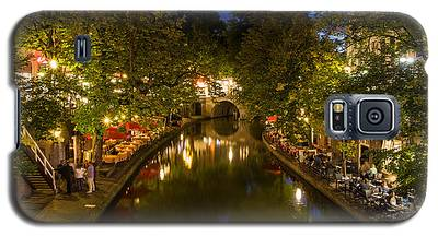 Evening Canal Dinner Galaxy S5 Case