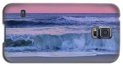 Evening Waves - Jersey Shore Galaxy S5 Case