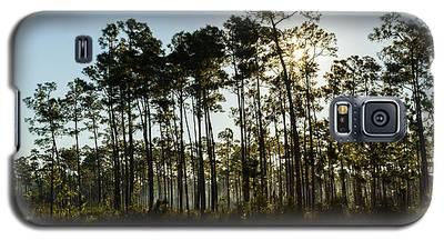Everglades Sunrise Galaxy S5 Case