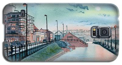 Expanse Hotel And South Promenade In Bridlington Galaxy S5 Case