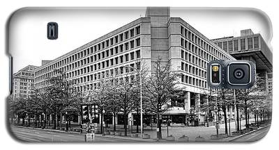 Fbi Building Front View Galaxy S5 Case