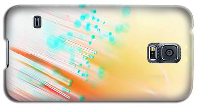 Fire And Light Galaxy S5 Case