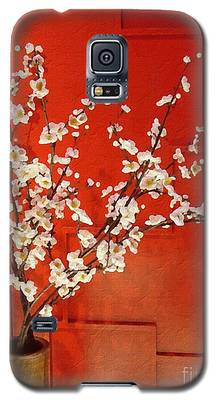 Flower Display - Apple Blossoms Galaxy S5 Case