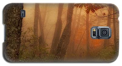 Foggy Autumn Galaxy S5 Case