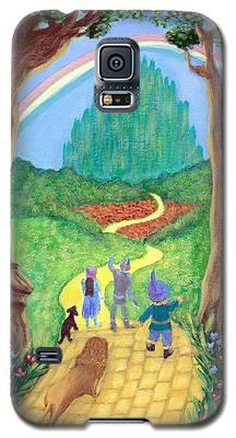 Follow Your Dreams Galaxy S5 Case