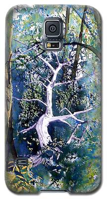 Forest Lessened  Galaxy S5 Case