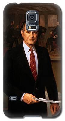George Bush Galaxy S5 Cases