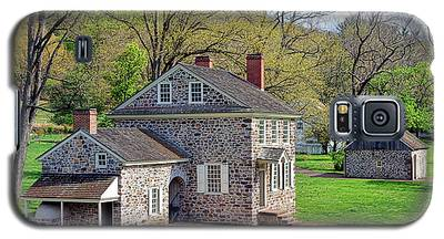 George Washington Headquarters At Valley Forge Galaxy S5 Case