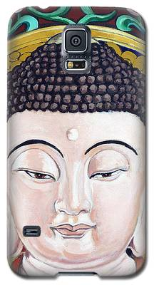 Goddess Tara Galaxy S5 Case