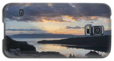 Good Morning Emerald Bay Galaxy S5 Case