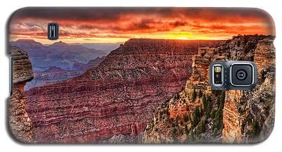 Grand Sunrise Galaxy S5 Case