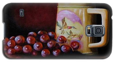 Grape Expectations Galaxy S5 Case
