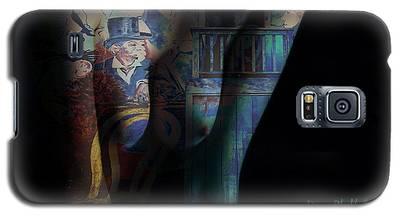 Graphic Artist Galaxy S5 Case