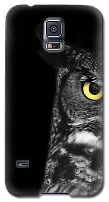 Owl Galaxy S5 Cases