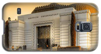 Griffith Observatory - Mike Hope Galaxy S5 Case