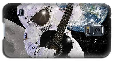Ground Control To Major Tom Galaxy S5 Case