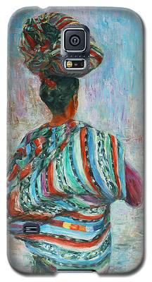Guatemala Impression I Galaxy S5 Case