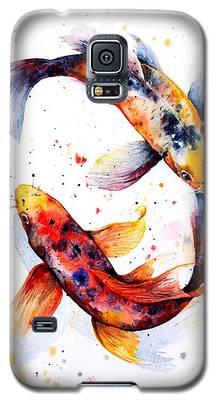 Koi Galaxy S5 Cases