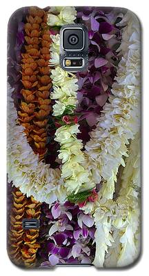 Hawaiian Leis Galaxy S5 Case