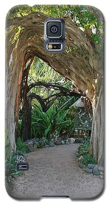 Hawaiian Pathway Galaxy S5 Case