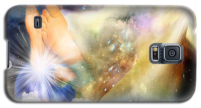 His Footstool Galaxy S5 Case