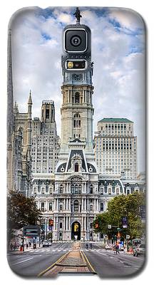 Philadelphia Galaxy S5 Cases