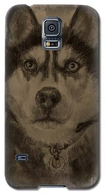 Honorable Husky Galaxy S5 Case