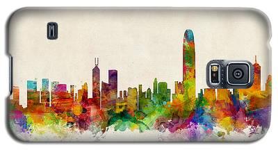 Hong Kong Galaxy S5 Cases