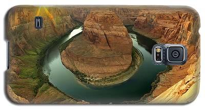 Horseshoe Galaxy S5 Case
