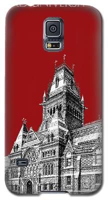 Harvard Galaxy S5 Cases