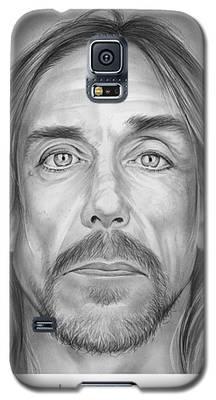 Iggy Pop Galaxy S5 Case