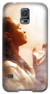 Into His Glory Galaxy S5 Case