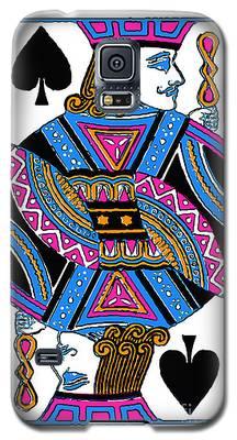 Jack Of Spades - V3 Galaxy S5 Case