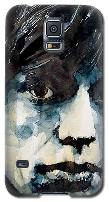 Mick Jagger Galaxy S5 Cases