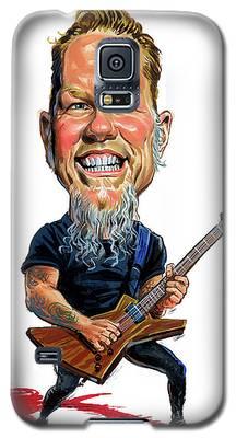 Metallica Galaxy S5 Cases