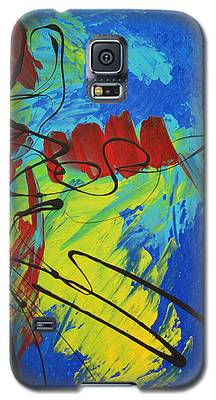 Jazz Baby Galaxy S5 Case