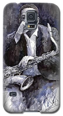Jazz Galaxy S5 Cases