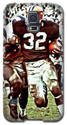 Jim Brown Galaxy S5 Case