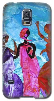 Joyful Celebration Galaxy S5 Case