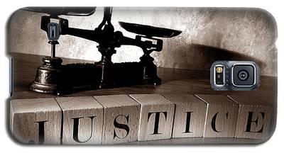 Justice Galaxy S5 Case