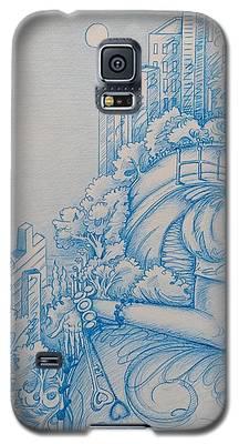 Keys To The City Galaxy S5 Case