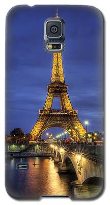 La Tour Eiffel Galaxy S5 Case
