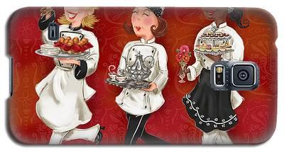 Lady Chefs - Brunch Galaxy S5 Case