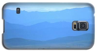 landscape of North CA Galaxy S5 Case