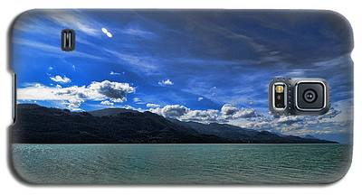 Late Afternoon On Harrison Lake Bc Galaxy S5 Case